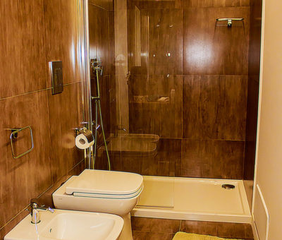 Bathroom With Shower Apartment Bivani