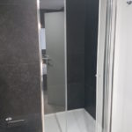 deluxe studio bathroom with terrace