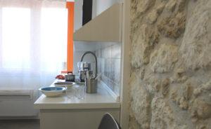 economy studio kitchen