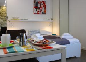 economy studio apartment