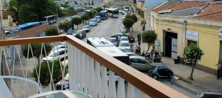 Corso Umberto I - Bus Station
