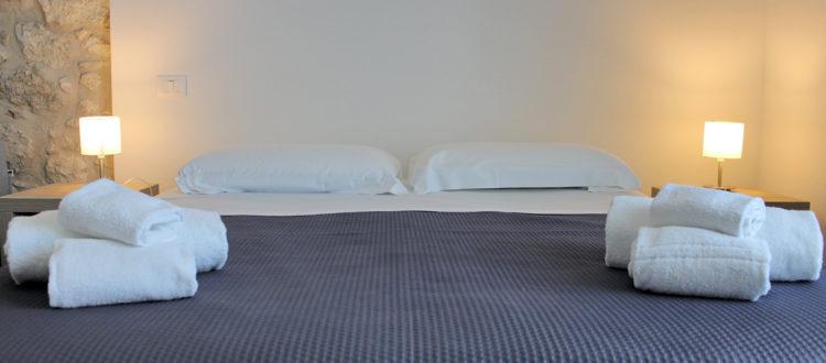superior studio bed with balcony