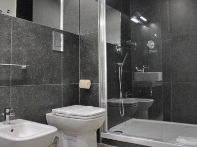 Superior Studio Bathroom with Balcony